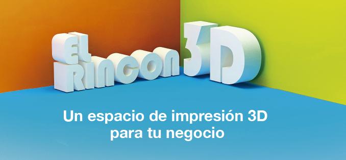 Nuevo RINCON 3D En Madrid