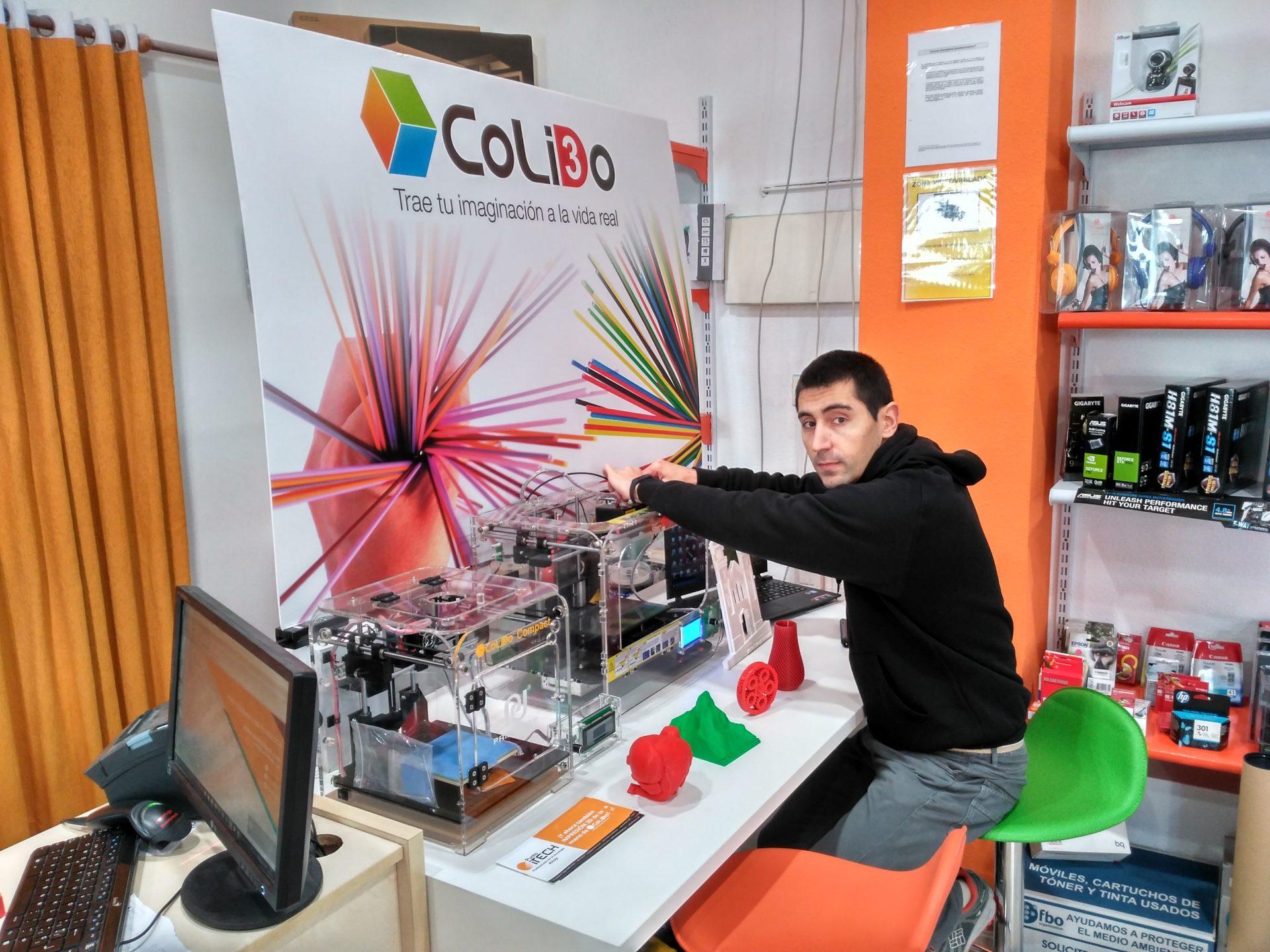 Nuevo Distribuidor Oficial CoLiDo En Alcoy