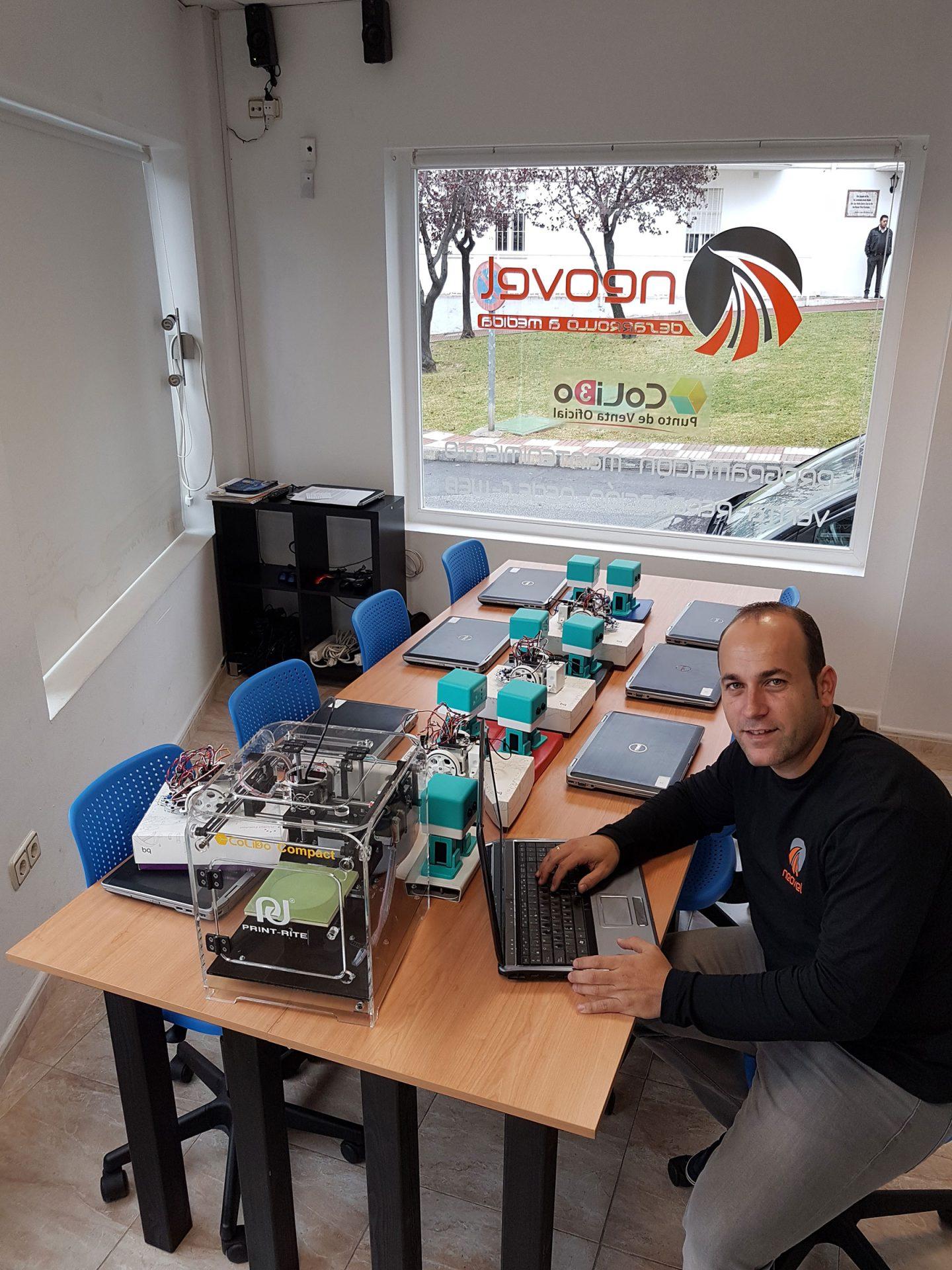 Impresoras 3D Alhaurin El Grande. CoLiDo Llega A Málaga De La Mano De NEOVEL
