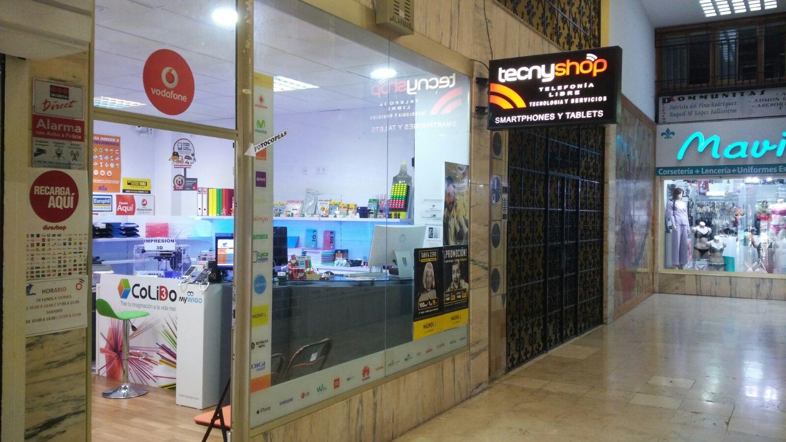 Tecnishop Algeciras, Nuevo Distribuidor Oficial CoLiDo
