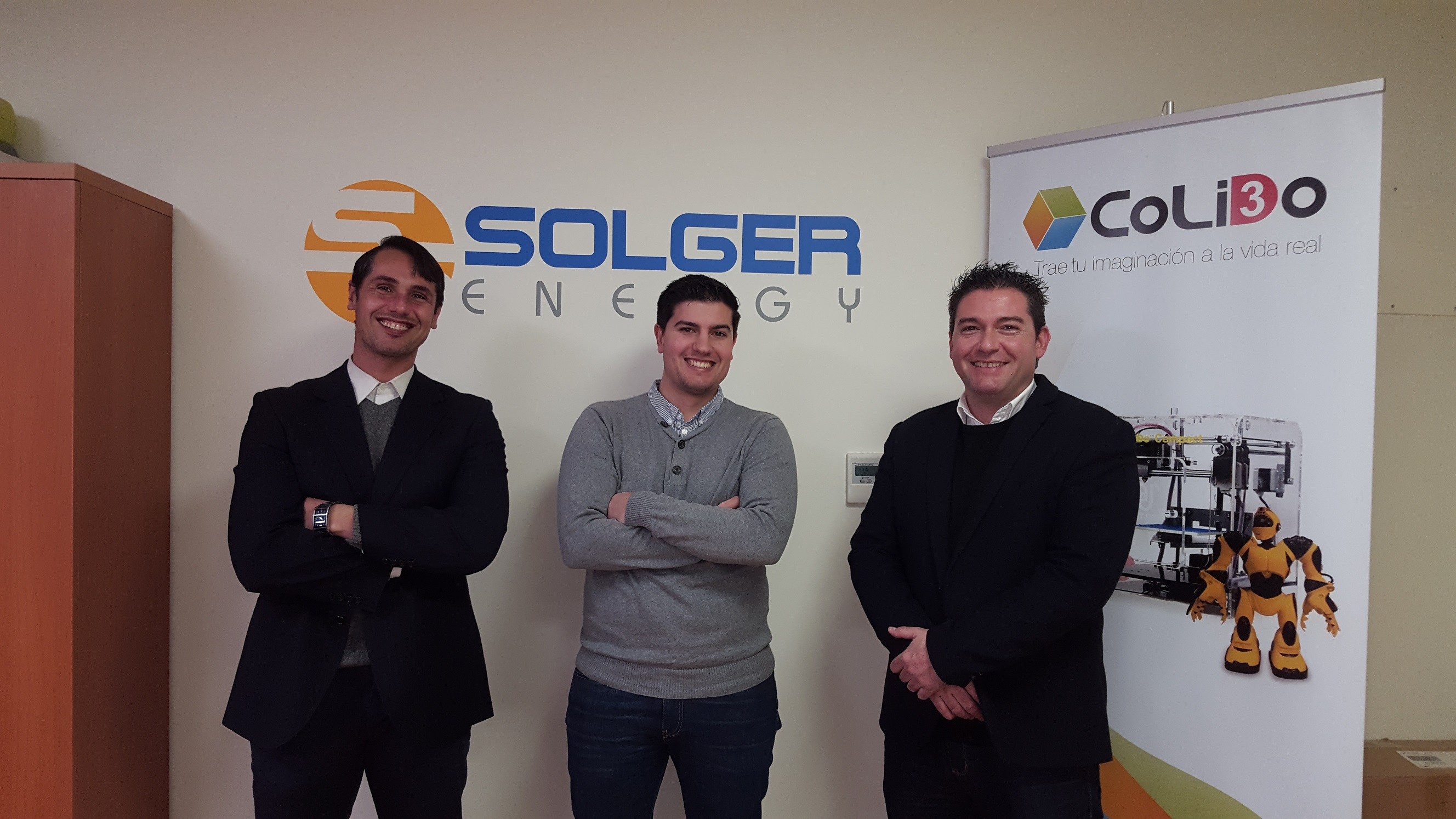 Impresión 3d En Valencia - Solger Energy - Colido.es