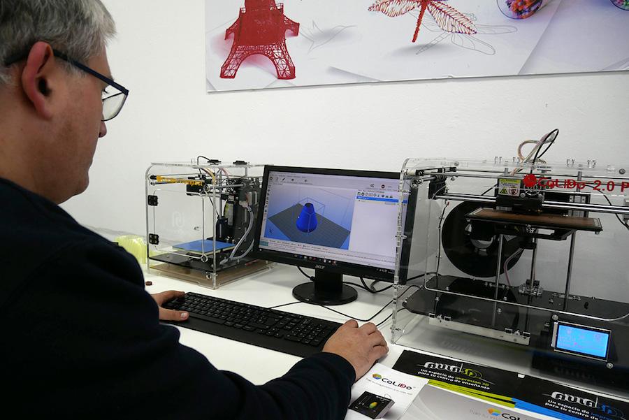 instalcen impresoras 3d online