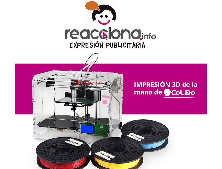 El Rincón 3D De Colido Llega A Zaragoza De La Mano De Reacciona