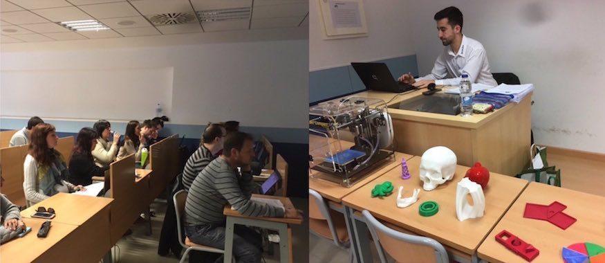 "CoLiDo Muy Presente En ""Innovate"" Master Oficial De Innovación Tecnológica"