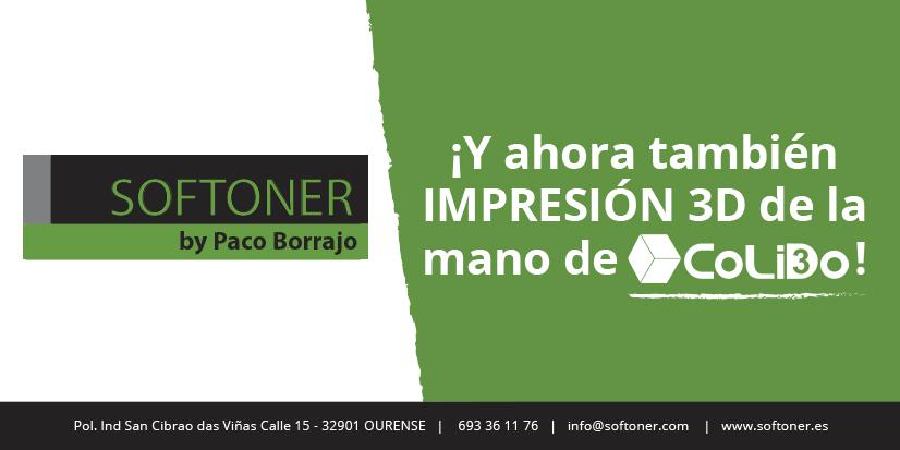 SOFTONER Distribuidor Oficial Colido
