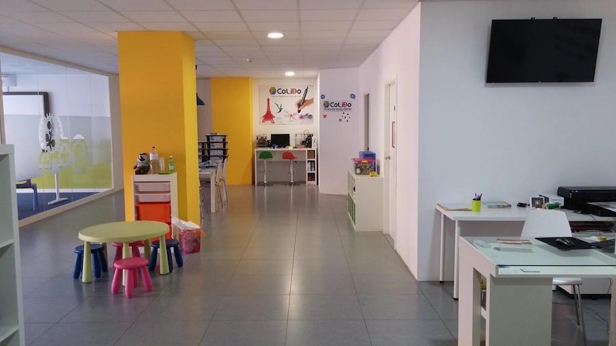 Habilitas Educación Lleva El RINCON 3D De CoLiDo A Vitoria-Gasteiz