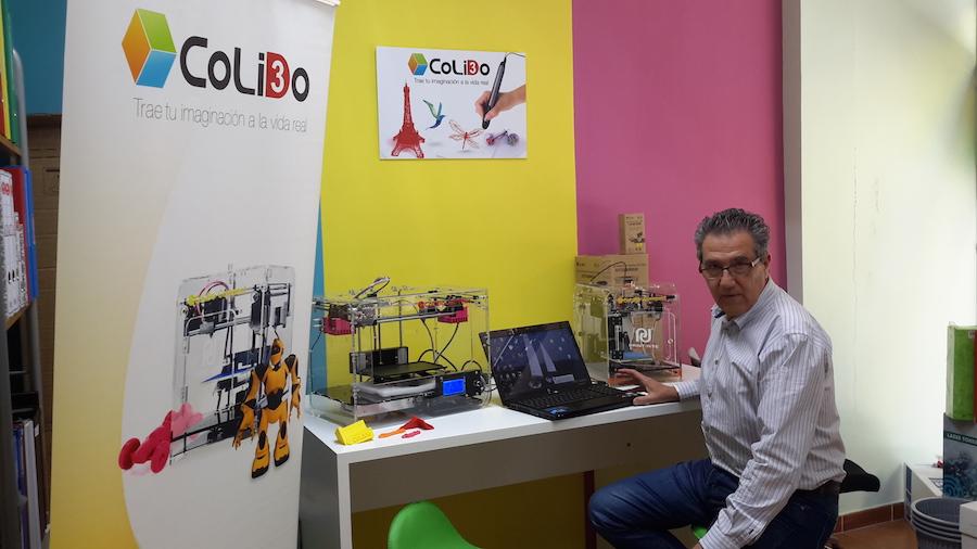 Recycling Segovia Impresoras 3d Colido