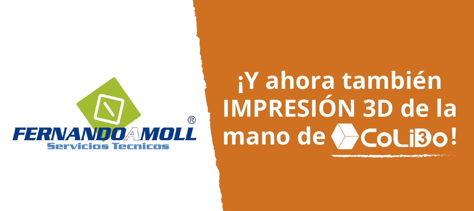 La Impresión 3D Toma La Safor De La Mano De Fernando A.Moll