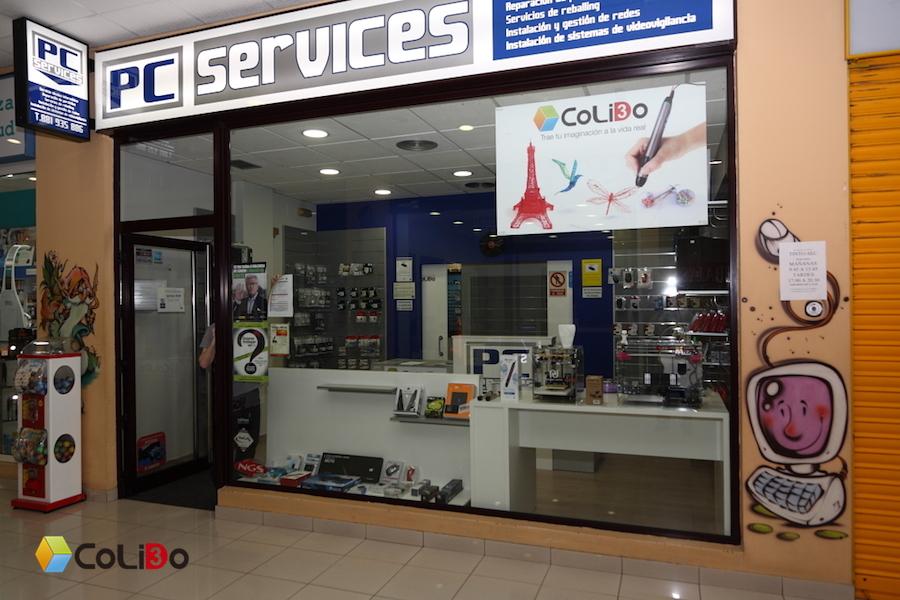 Galicia: Centro De La Impresión 3D En España (PC Services)