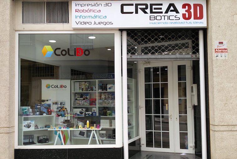 """El Canal Oficial CoLiDo Sigue Creciendo Con """"Creabotics 3D"""""""