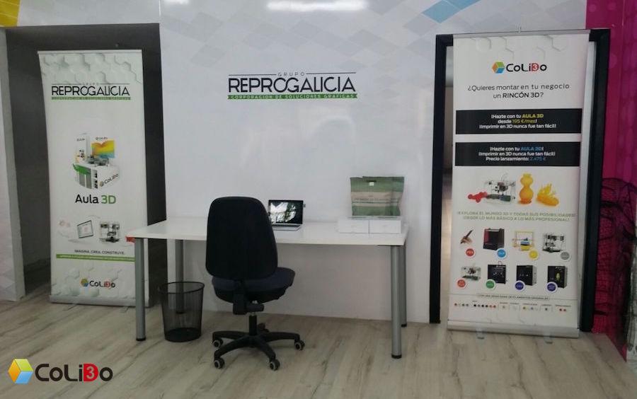 Gran Acuerdo Para La Impresión 3D En Galicia