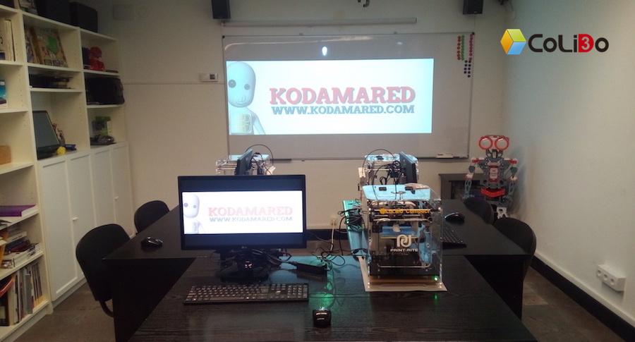 Donosti Se Une A La Impresión 3D Con MakusiOnLine