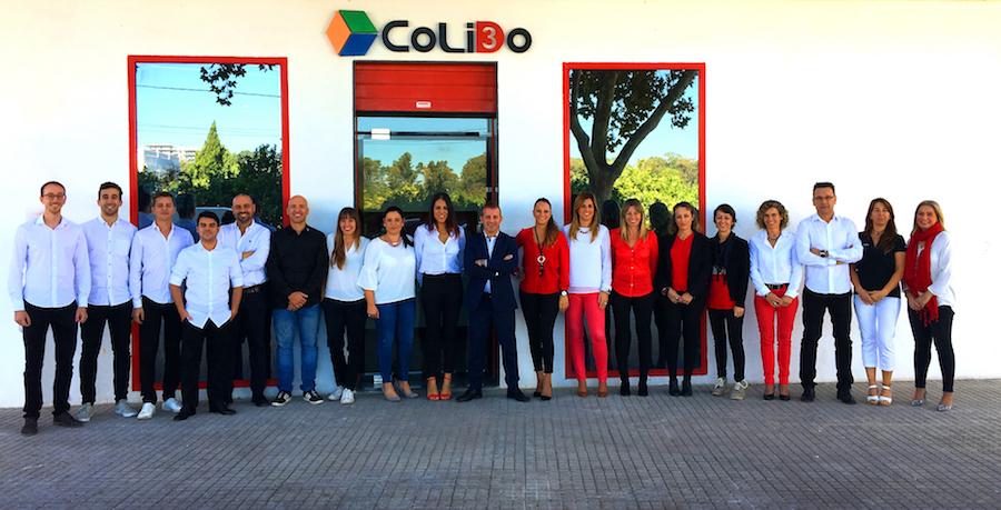 CoLiDo Ibérica Premiado Por Su Proyecto Empresarial