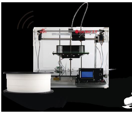 impresora-3d-y-filamento