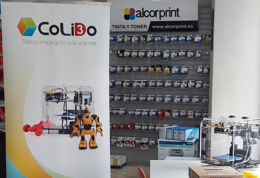 CoLiDo Desembarca En Alcorcón De La Mano De Alcorprint