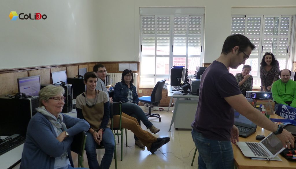 CEA San Francisco academia 3d Colido 3