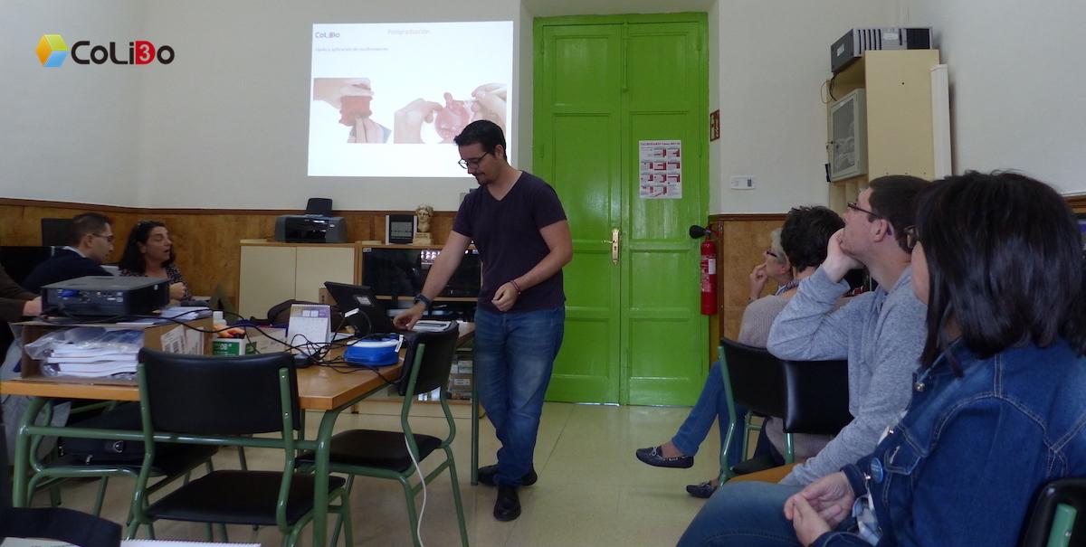 CEA San Francisco: Nueva Academia 3D CoLiDo