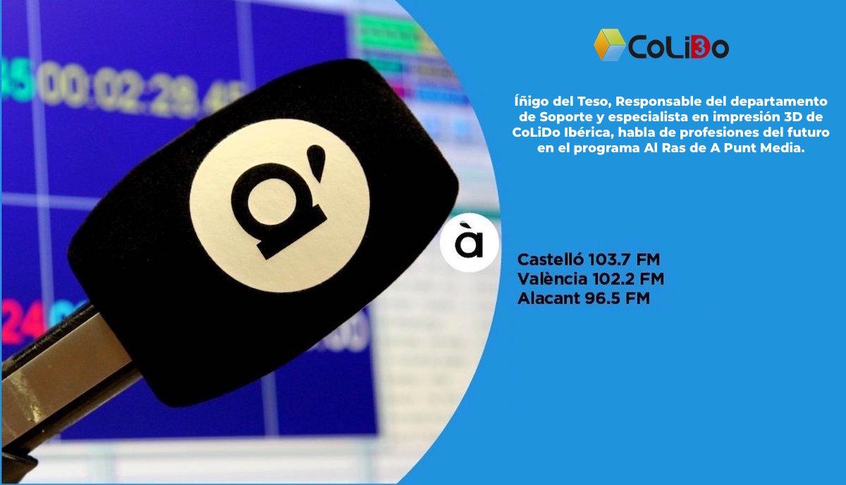 Colido Ibérica En Al Ras A Punt Radio