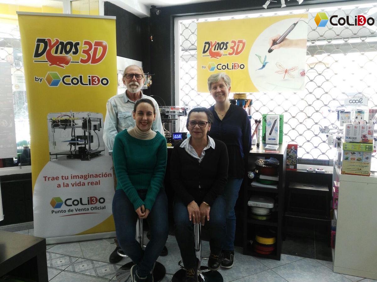 La Impresión 3D De CoLiDo Ibérica Llega A Melilla