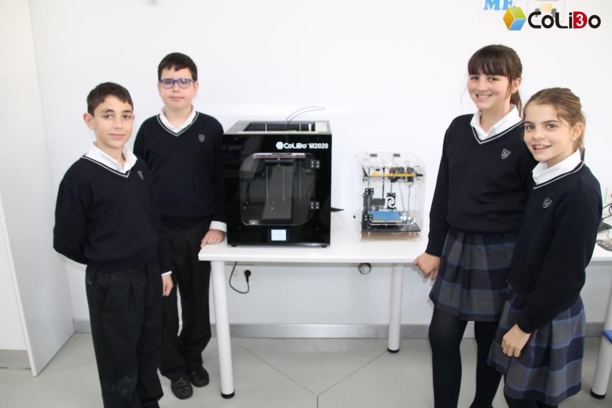 Yago School Se Une Al Proyecto Del AULA 3D