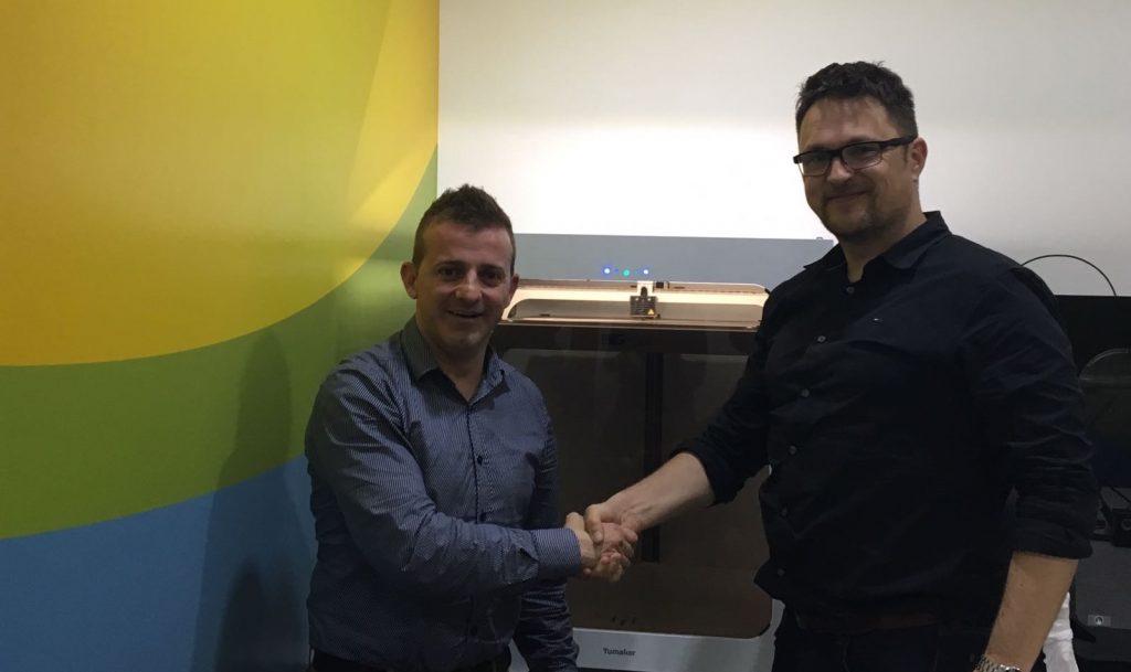 Ruben-Garcia-CEO-Grupo-berolina-Jon-Bengoetxea-CEO -Tumaker