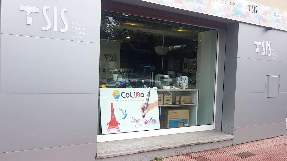 T-SIS Lleva La Impresión 3D De CoLiDo A Manlleu (Barcelona)