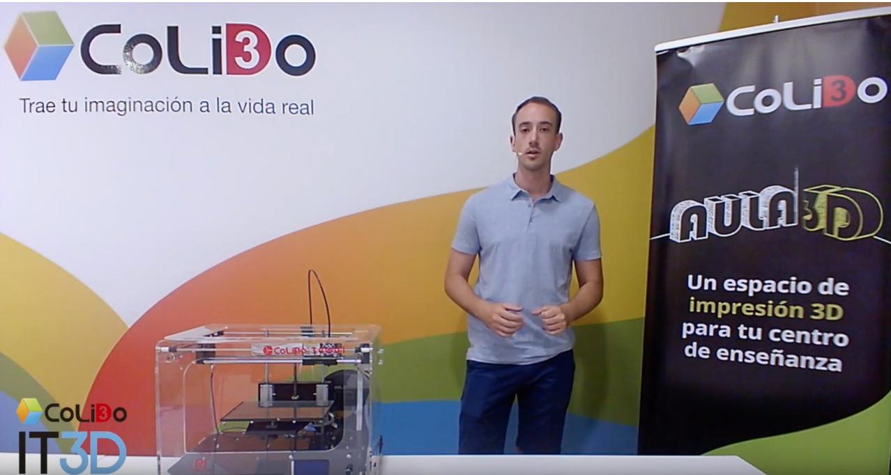 Cambio De Boquilla En Impresora 3D CoLiDo 3.0 (VIDEO)