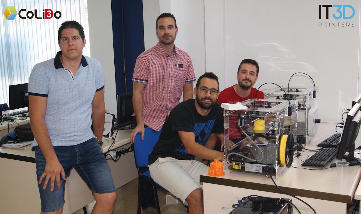 El Grupo EACE, Nueva Academia Oficial CoLiDo