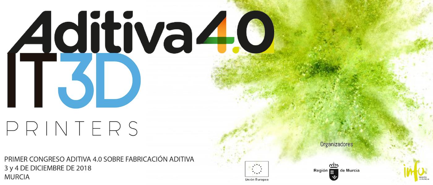IT3D Presente En ADITIVA 4.0