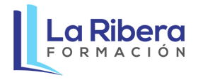 Logo la Ribera Formacion-