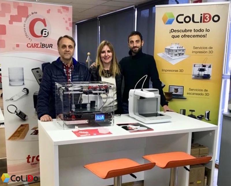 CARLIBUR: Nuevo Distribuidor Oficial CoLiDo En Burgos