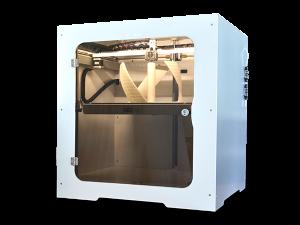 La impresora 3D de gran formato más vendida en España. Ahora con espectaculares novedades. Importantes empresas en España, ya han incorporado las impresoras 3D Tumaker Big Foot a sus sistemas, consiguiendo mejoras en productividad, flexibilidad, autonomía y ahorros en costes espectaculares. Con Tumaker Big Foot tienes el poder de crear grandes geometrías a un coste nunca antes imaginado.